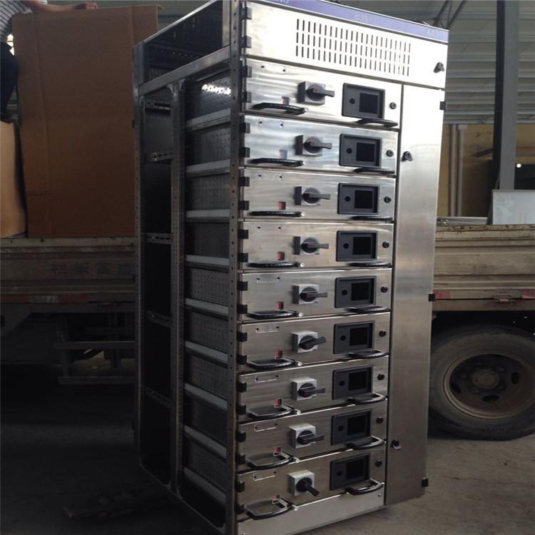 MNS开关柜柜体_MNS抽出式开关柜柜体基本技术规范