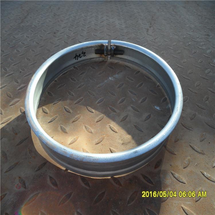 钢管管端保护器厂家广受好评-热卖批发十字支撑护口器