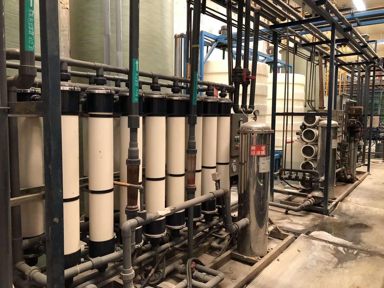 大型工業中水回用設備 免費提供方案 價格優惠質量保證