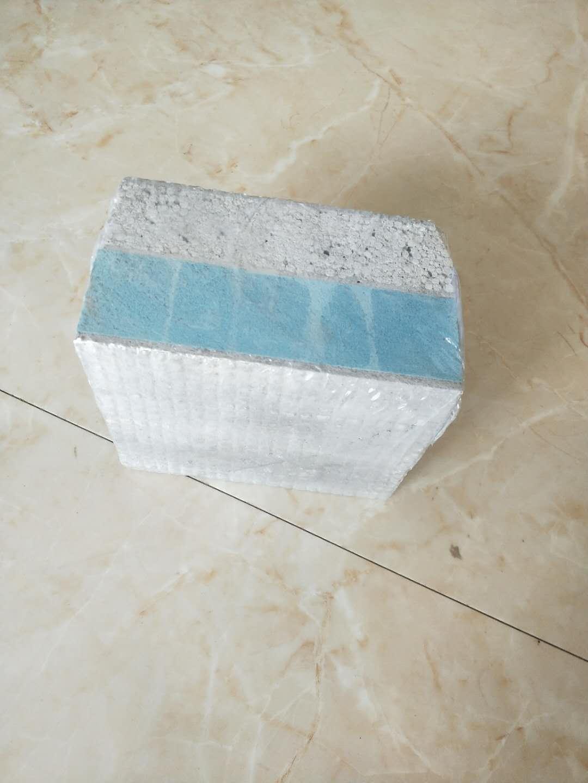 外墙保温一体板免拆模板价格一体板厂家