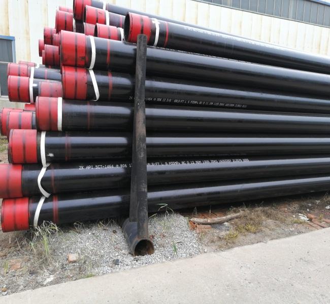 江苏卫视报导;177石油套管,244石油套管,178石油套管