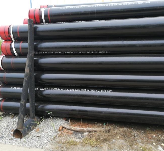 淮南卫视解答石油套管,245石油套管,340石油套管生产流程