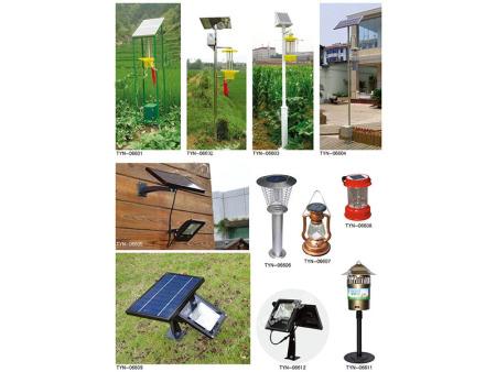 太阳能杀虫灯系列
