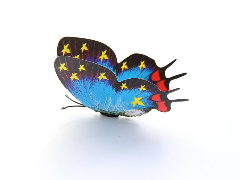 买专业的PT9公分蝴蝶,就到温州金蝴蝶工艺品,仿真蝴蝶装饰厂家直销