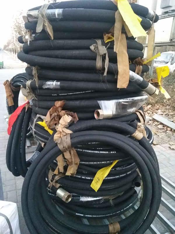 供销高压钢丝编织液压胶管_河北高压钢丝编织液压胶管价格