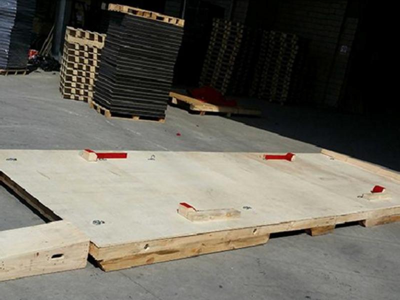 花格木箱價格-涵春物流設備供應超值的木箱