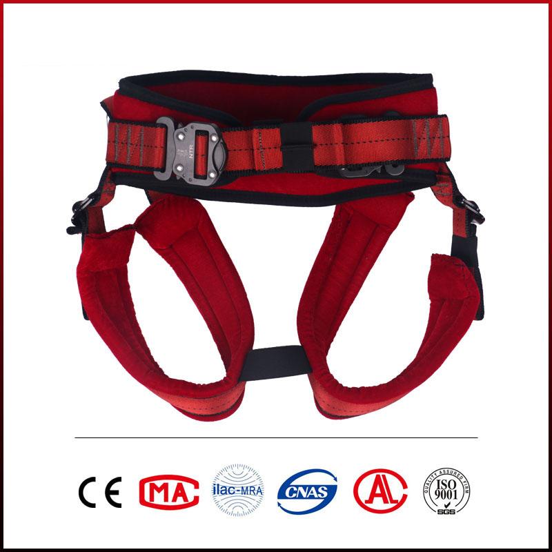 丽水儿童游乐场安全带-江苏耐特尔绳带的儿童威亚半身安全带多少钱