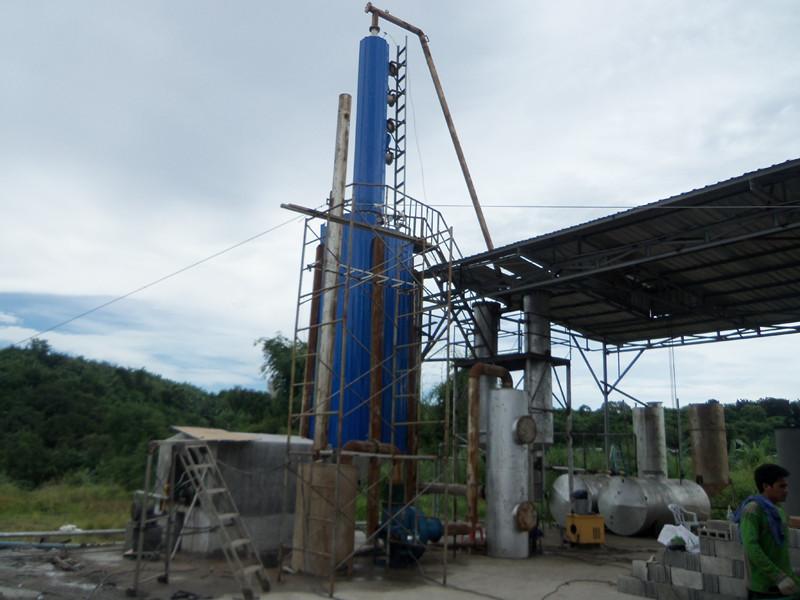 漯河蒸餾煉油裝置-河南耐用的環保蒸餾設備