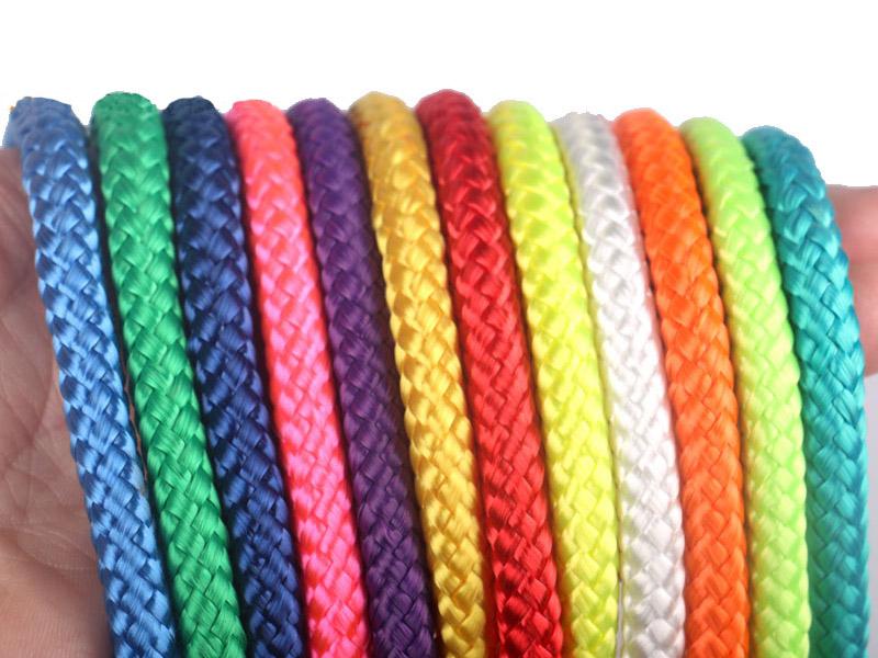 游乐器械编织绳-泰州16锭游乐器械涤纶编织绳品牌推荐