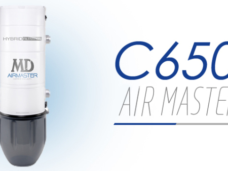 一个来自美国的吸尘器——美达中央吸尘器