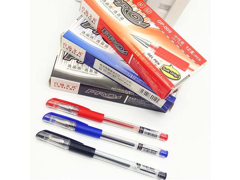 义乌欧标中性笔-大量供应销量好的欧标中性笔