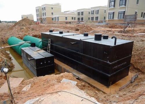 济宁污水处理整体工程-谦德环保一体化污水处理设备作用怎么样