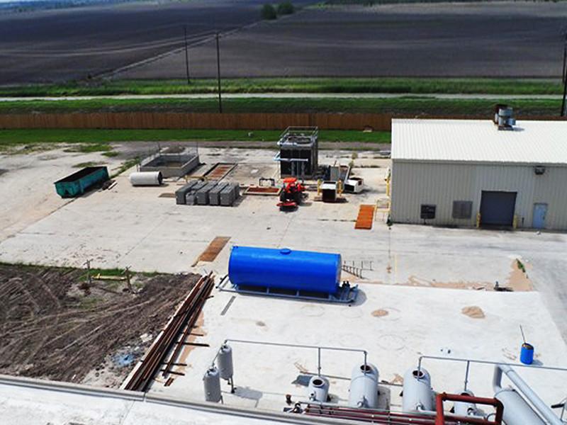 生活垃圾处理——商丘有好的炼油设备厂家***