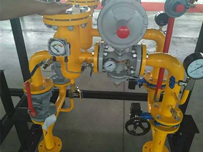 CNG减压站设备公司,专业的CNG减压站设备鸿霖气体设备供应