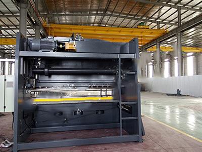 厂家生产供应出口300T4000折弯机数控液压折弯机