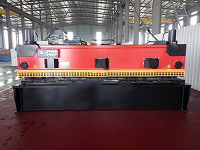 厂家供应液压闸式剪板机QC11Y系列8X4000闸剪质量保证