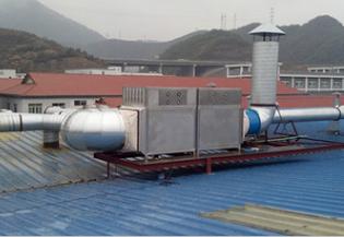 质量可靠的化工厂废气净化设备在哪买-天籁环境科技