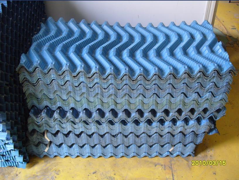 冷却塔填料厂家_冷却塔填料价格_青岛冷却塔填料