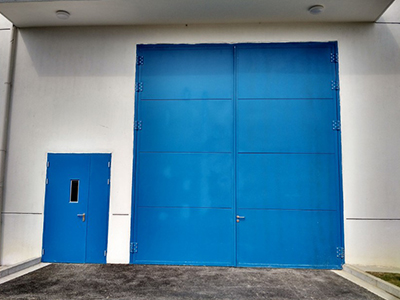 上海层叠门报价-上海爵福工业超大门您的品质之选