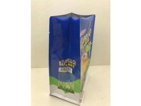 无锡立体食品袋 买报价合理的八边立体食品袋,就到网上买足彩煌祺彩印