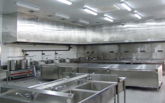珠海酒店厨房厨具工程厨房设计工程海南企业食堂设计