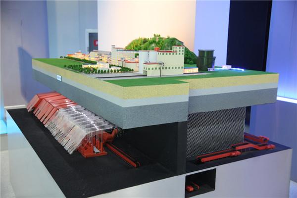 大同煤矿模型定制-具有口碑的煤矿模型在哪有卖