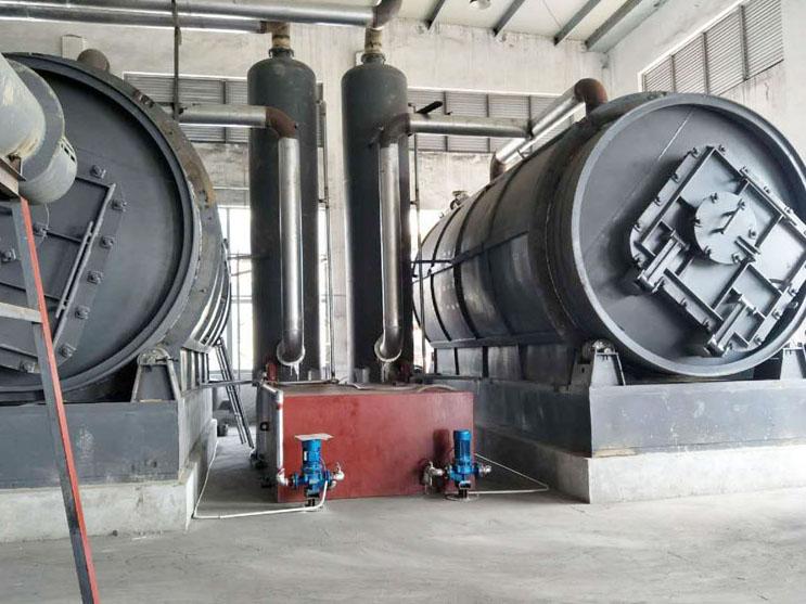 優良的臥式旋轉新型裂解設備在哪買|垃圾填埋氣提純