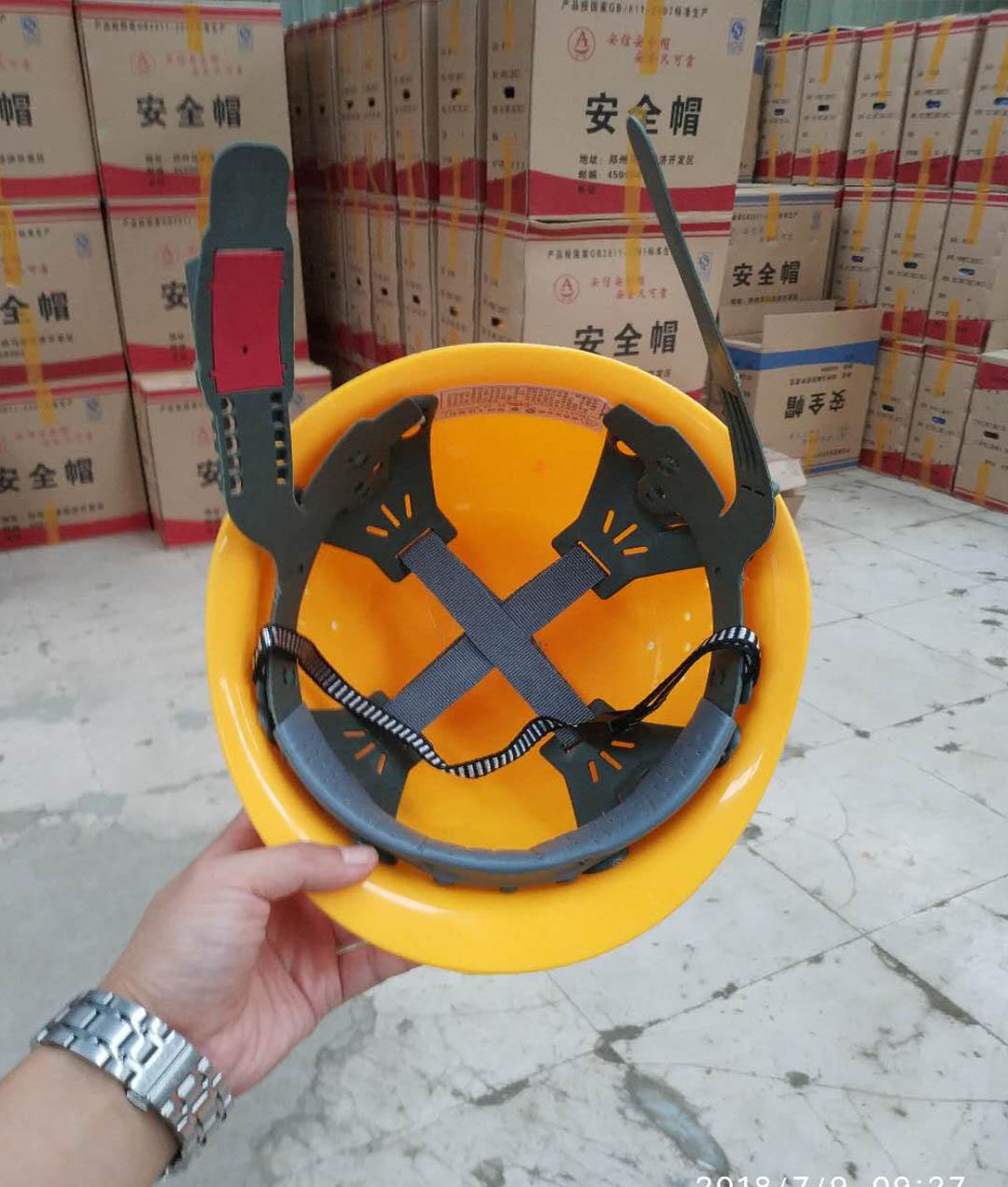 郑州汗昶环保设备专业供应安全帽,许昌安全帽厂家