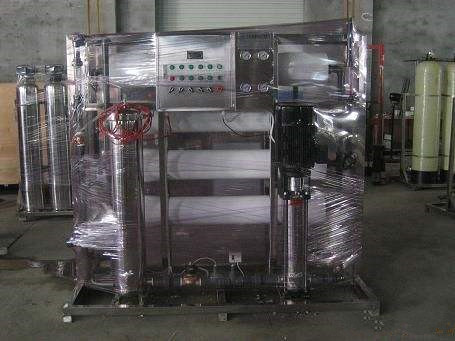 单级反渗透设备 纯净水设备 纯水设备厂家
