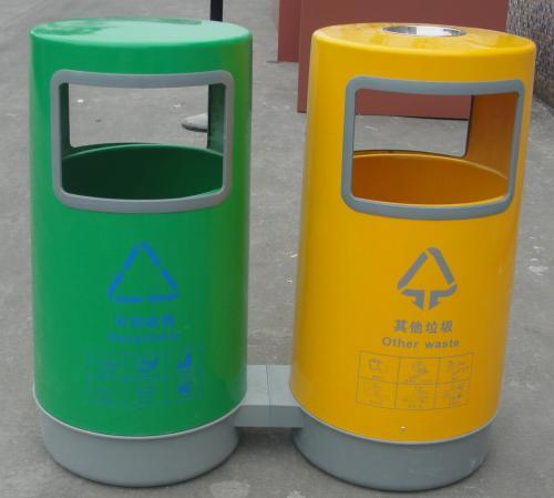 沈阳价格合理的玻璃钢垃圾桶推荐_盘锦玻璃钢花盆定制