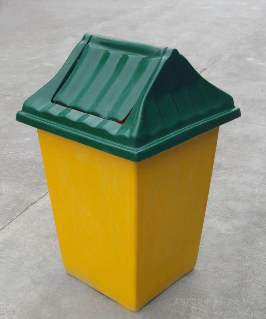 长春玻璃钢花盆_沈阳好的玻璃钢垃圾桶供应