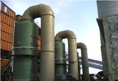 BJS-X型酸霧廢氣凈化塔生產廠家
