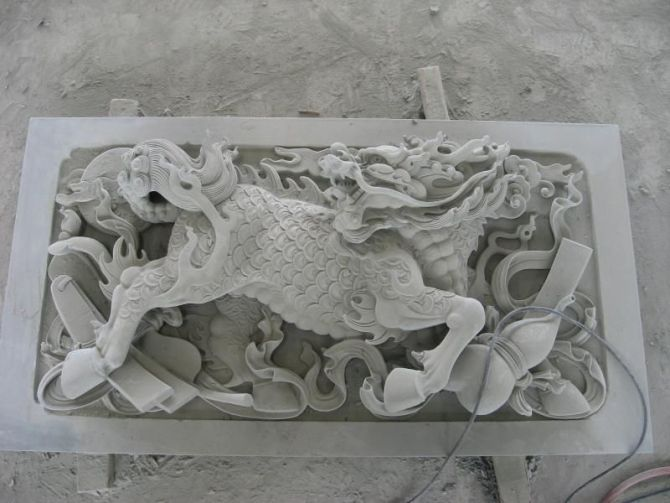 具有特色的浮雕哪家质量好——百度推荐选择优质厂家艺翔石雕