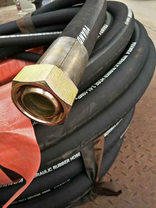 批发大口径钢丝缠绕胶管 河北专业的大口径钢丝缠绕胶管供应商