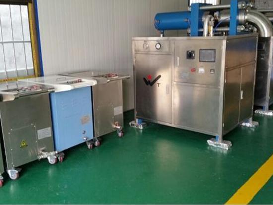沈阳冰玲珑商贸提供有品质的干冰清洗设备,哈尔滨干冰清洗价格