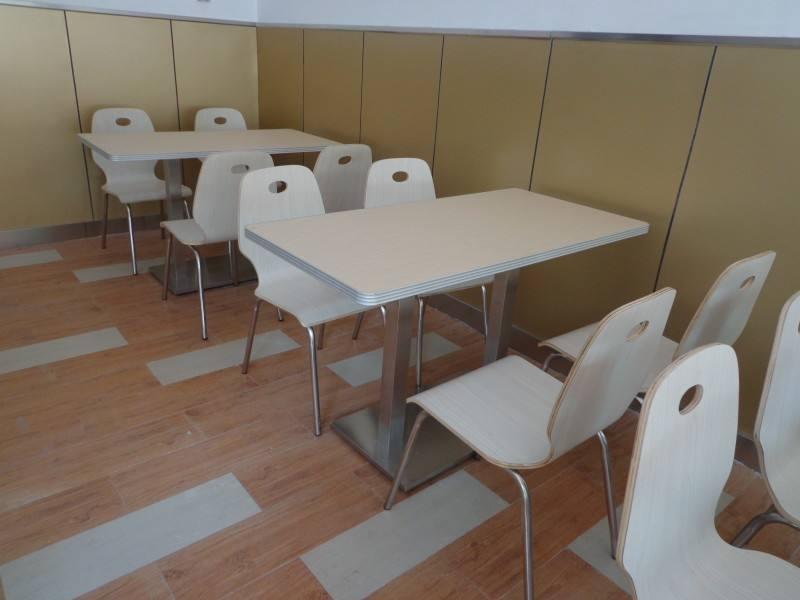 【明昊钢木】烟台快餐桌椅 烟台快餐桌椅批发 烟台快餐桌椅定制