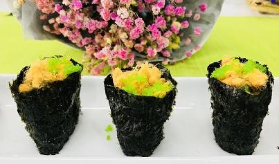 寿司南拳老妈功美食专业供应_饭团加盟