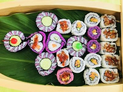 品质好的寿司哪里有卖-精装扬州小吃培训