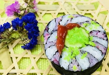 扬州销量好的寿司批发——特色的扬州小吃培训