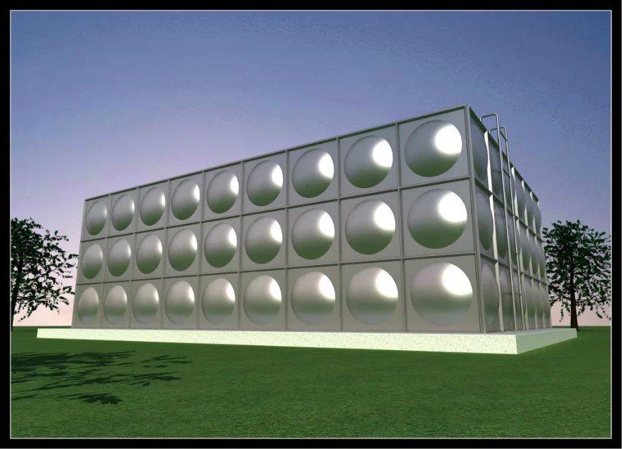 蘭州玻璃鋼水箱-供應超值的玻璃鋼水箱