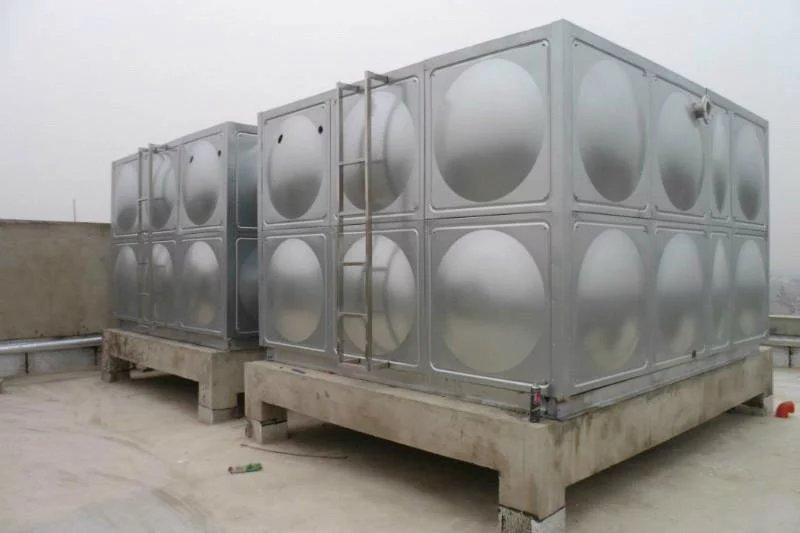 平凉空气能水箱-甘肃专业不锈钢水箱厂家