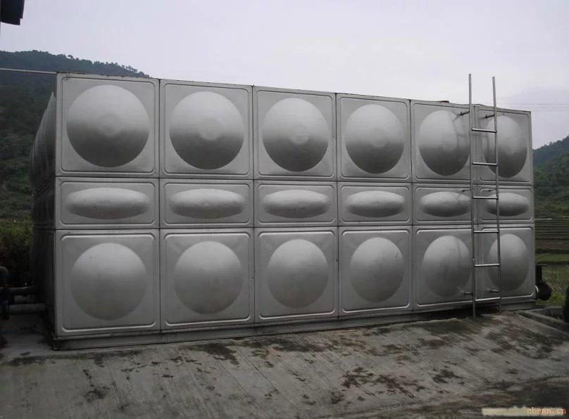 白銀不銹鋼水箱-大量出售不銹鋼水箱
