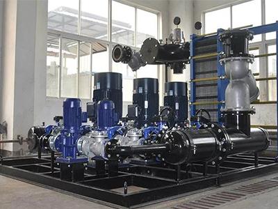 臨夏板式換熱機組-甘肅板式換熱機組專業供應