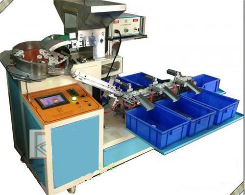 分选机定制-大量供应批发磁环测试分选机