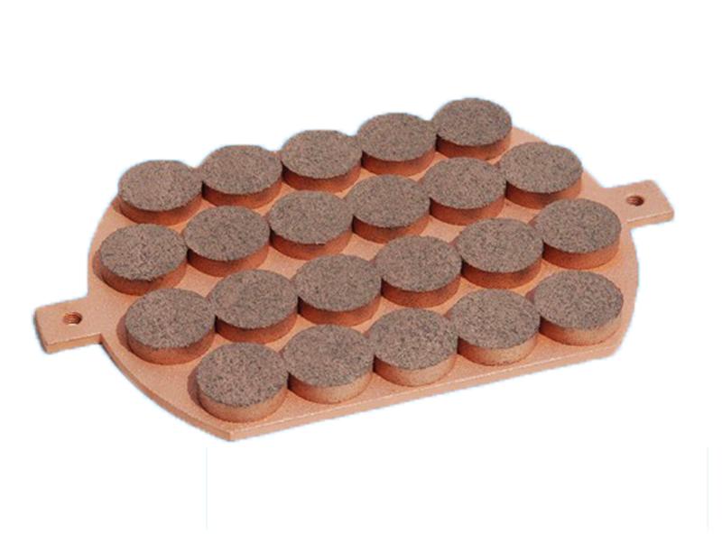 深圳石棉摩擦材料-选有品质的摩擦材料,就到孟州鑫海摩擦材料
