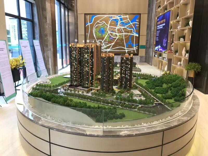 青岛良景模型万博manbetx地址划算的模型 模型定制厂家