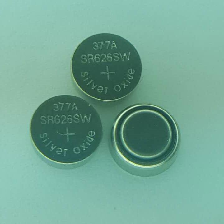 SR626SW/377A 1.55V手表电池