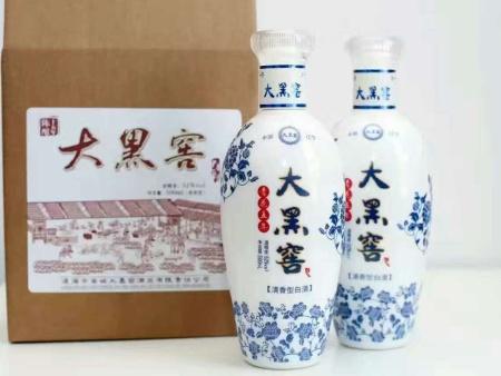 凌海金城大黑窑酒业-知名的白酒厂商|黑龙江白酒
