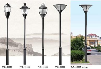 桂林优质的庭院灯-想买专业的庭院灯就来南宁万灯照明