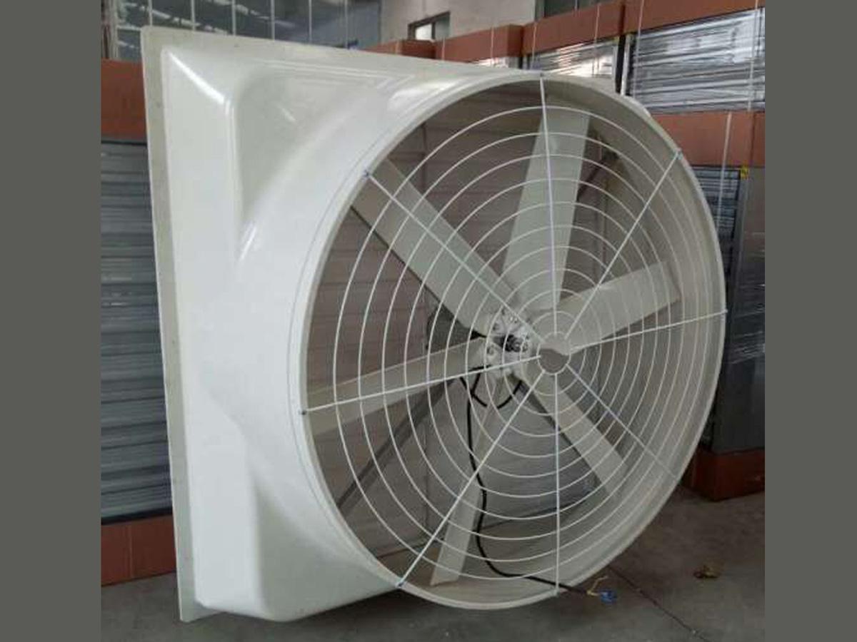防腐玻璃钢负压风机工业抽风机厂房车间通风风机